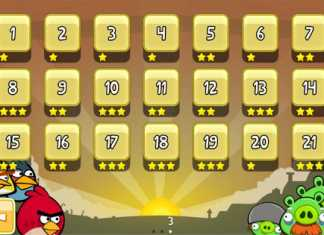 Best WP7 Game Apps Angry Birds
