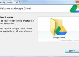 How to get Google Drive app for my Computer