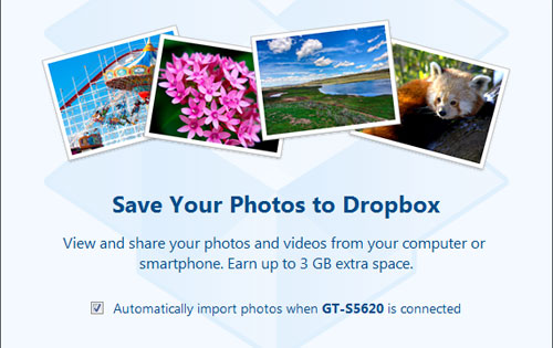 Get Free 3GB Storage on Dropbox With New Auto Photo Uploading Feature