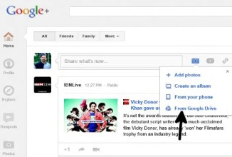 Tips to Share your Google Drive Photos on Google+
