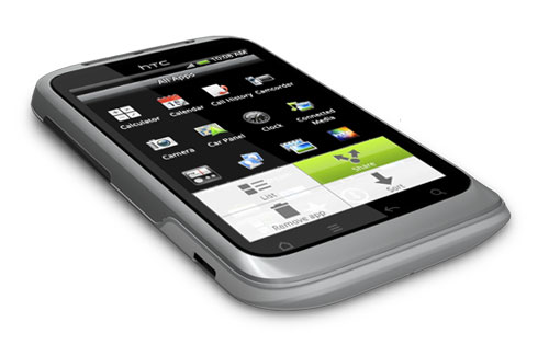HTC Wildfire S - Android 2.3 phone below 15000