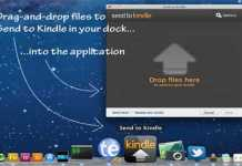 Send to Kindle app for PC
