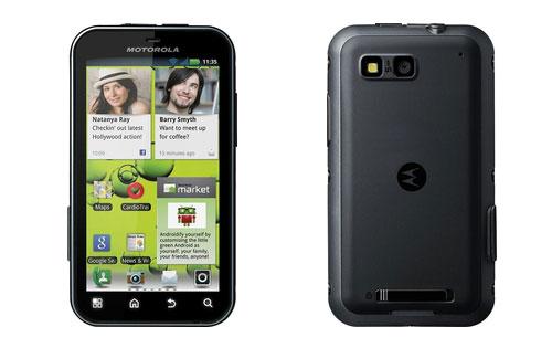 Motorola Defy+ - Android 2.3 phone below 15000