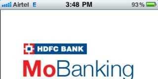 hdfc app