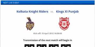 Watch IPL Final Live on PC