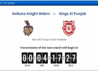 Watch IPL Final Live on PC