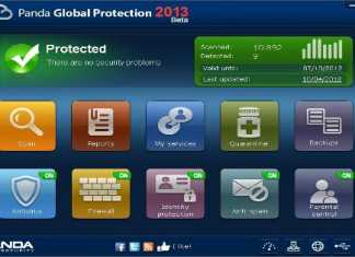 Panda Global Protection 2013 for Windows