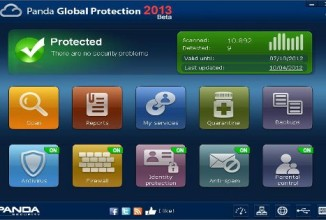 Windows 8 Compatible Panda Global Protection 2013 Beta is Out