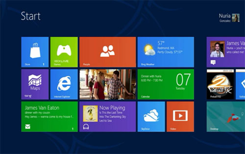 Windows 8 in action