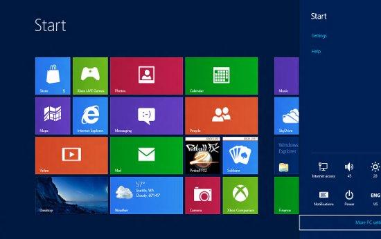 Essential Shortcut Keys in Windows 8