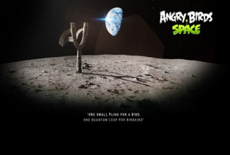 Free Angry Birds Space Wallpaper for iPhone, iPad and Desktop