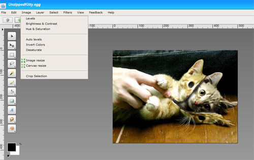 Easy to use feature packed online photo editing solution from Aviary
