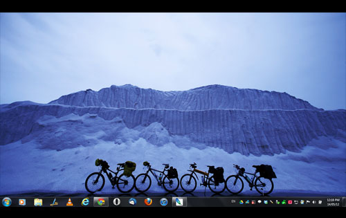 Ten Must to Try Evergreen Windows 7 Themes