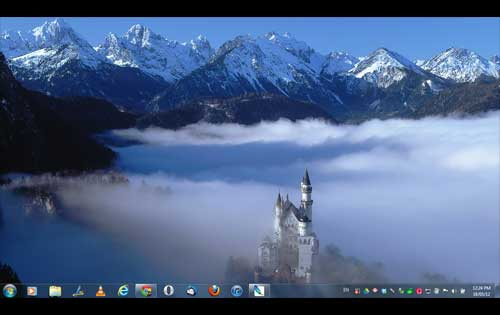 Castles of Europe Theme
