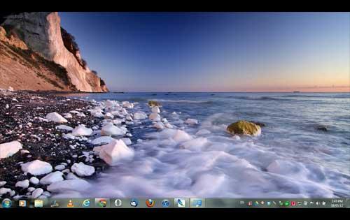 Theme Nordic Landscape for Windows Download