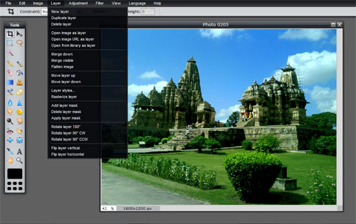 Best Free Online Photo Editing Tools - Pixlr