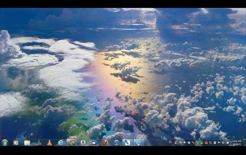 Pure Rainbows Windows Theme