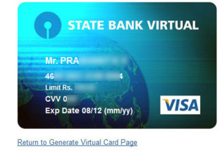 Virtual Credit Card or VCC – An Alternative Credit Card Online Using Debit Card