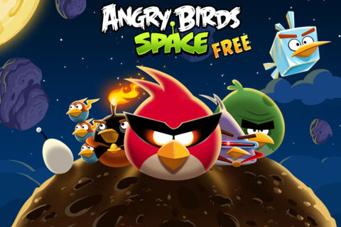 Get Angry Birds Space for Free for iPhone and iPad (iOS)