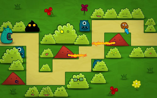 Ooki Cookie HTML 5 offline game for chrome