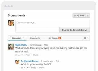 Best Comment System for Blog
