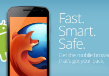 Firefox 14 – A Perfect Android Browser with Flash Support and Good Speed