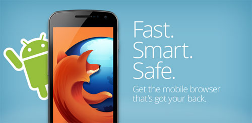 Firefox 14 for Android a perfect browser