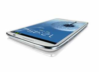 Galaxy S3 Marble White Original Image