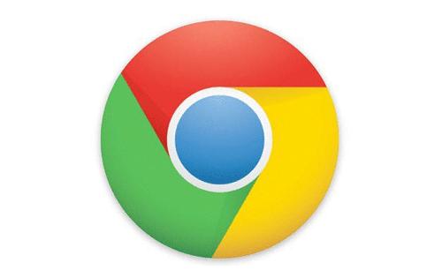 Official New Google Chrome Logo
