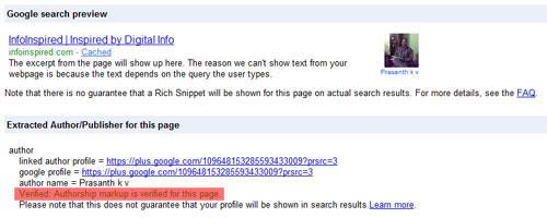 Profile Image of Prashanth KV on Google Searches
