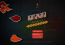 Hindu Epic Ramayana in HTML 5 as Chrome Experiment from Google Indonesia
