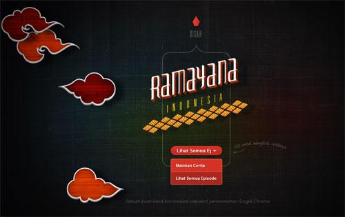 Ramayana Google HTML 5
