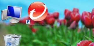 Increase or decrease desktop icon size in Windows 8