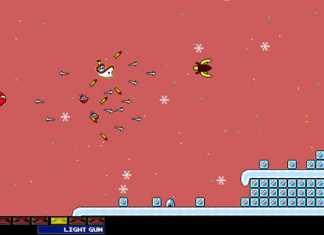 starship offline chrome game
