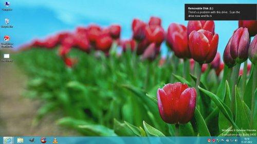 Auto Play Configuration of Windows 8 File History
