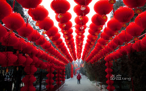 Best of Bing Chinese New Year Theme