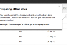 How to Enable Google Docs Offline Edit Mode in Google Drive