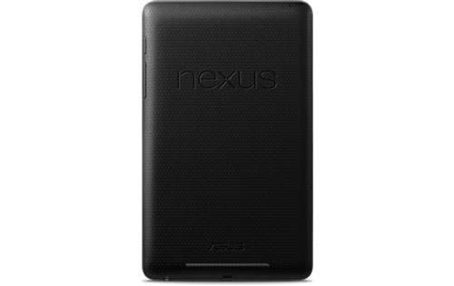 Nexus 7 Backside View