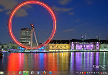 Microsoft Released Two Windows Themes Featuring Images of London Inspired By London Olympics