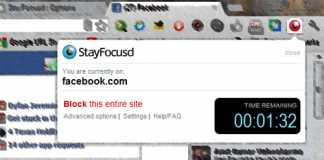 Impose a Time Restriction on Your Browsing