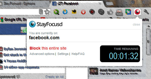 StayFocusd for Chrome - Productivity Extension