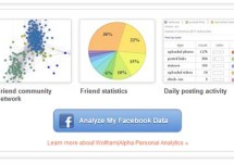 Get Your Complete Facebook Activity Report with Wolfram|Alpha Facebook Analytics