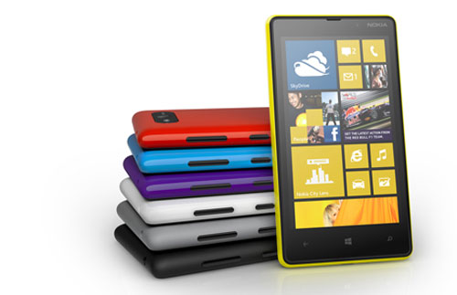 Lumia 820 Widows Phone 8