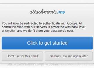 connect attachments me plugin in Gmail