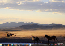 Horses and Mustangs – Two Windows 7 Themes Featuring Horses