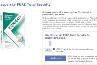 Get Genuine Kaspersky Pure 2.0 Free License Valid for 6 Months [How to]