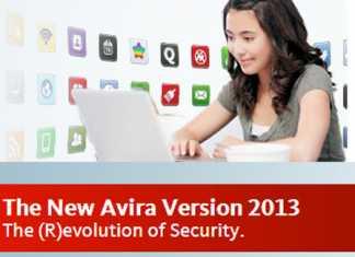 Avira 2013 Free Upgrade