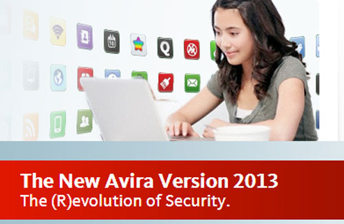 Avira 2013 Free Upgrade