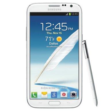 How to Take Screenshot Using S Pen in Samsung Galaxy Note II