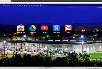 Stunning Images of Google Data Centers as Ten Chrome Themes